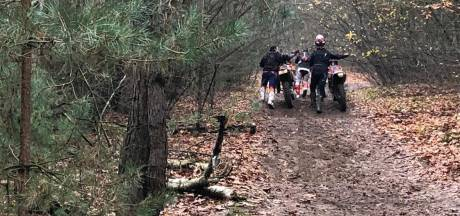 Verbodsborden en slagbomen moeten wildcrossers uit Leenderbos, De Pan en Klaterspeel houden; 'Dit zijn natuurgebieden, geen crossterreinen'