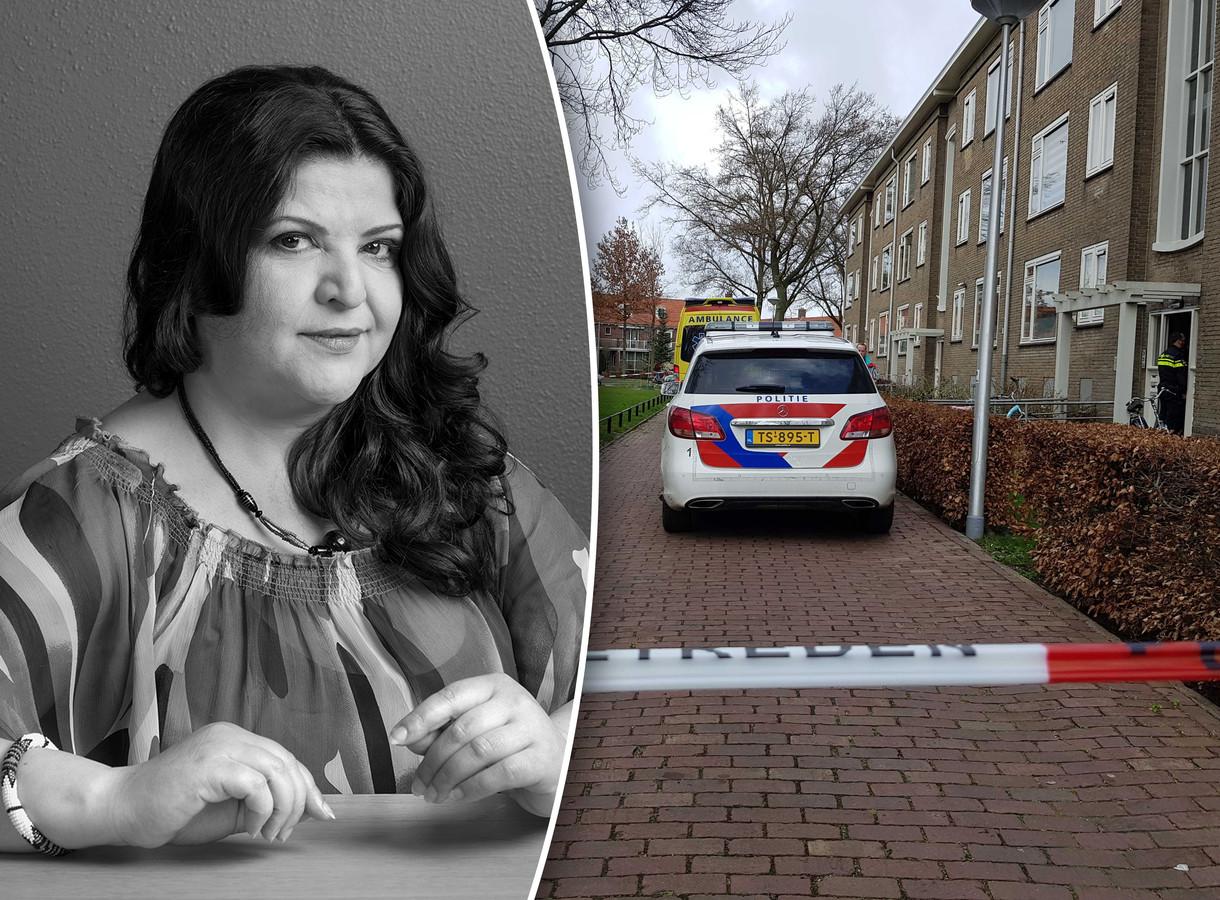 Vandaag start de rechtszaak over de moord op de Syrische artieste Raifa Al-Riz in Zwolle. De verdachte zou de vrouw op 15 maart dit jaar hebben gewurgd, waarna ze kwam te overlijden.