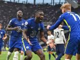 Chelsea aan kop na ruime zege bij Spurs