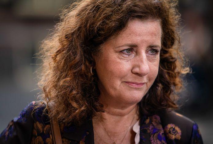 Demissionair minister Ingrid van Engelshoven (Onderwijs).