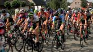 150 renners uit 8 verschillende landen aan  de start van Keizer der Juniores