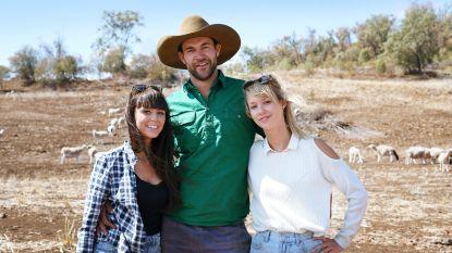 Dit zijn de twee favoriete meisjes van boeren Jan, Jeroen en Bjorn