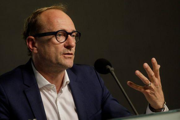 Minister Ben Weyts.