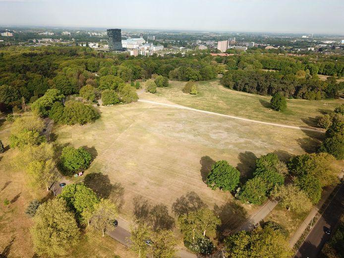 Een evenementenlocatie zoals het Goffertpark in Nijmegen (foto), dát mist er nog aan in de regio Eindhoven en Helmond. Negen regiogemeenten willen samen meer gaan investeren in voorzieningen voor sporten, recreëren en cultuur.