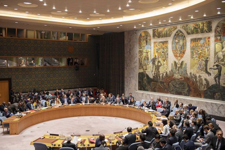 De VN-Veiligheidsraad is het belangrijkste beslissingsorgaan van de Verenigde Naties.