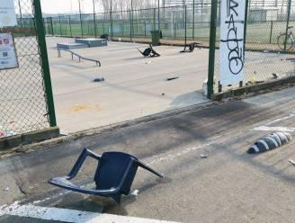 Skatepark sluit week de deuren na vandalisme