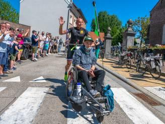 """Serge (55) en Samuel (18) vertrokken voor marathontocht van 1.136 km naar top van Mont Ventoux: """"Het wordt afzien én genieten"""""""