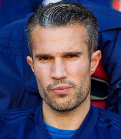Van Persie komend seizoen aan de slag als assistent bij Feyenoord-jeugd