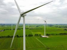 Energiedoelen in het geding: tien nieuwe windmolens op grens Zwolle-Dalfsen-Staphorst moeten lucht geven