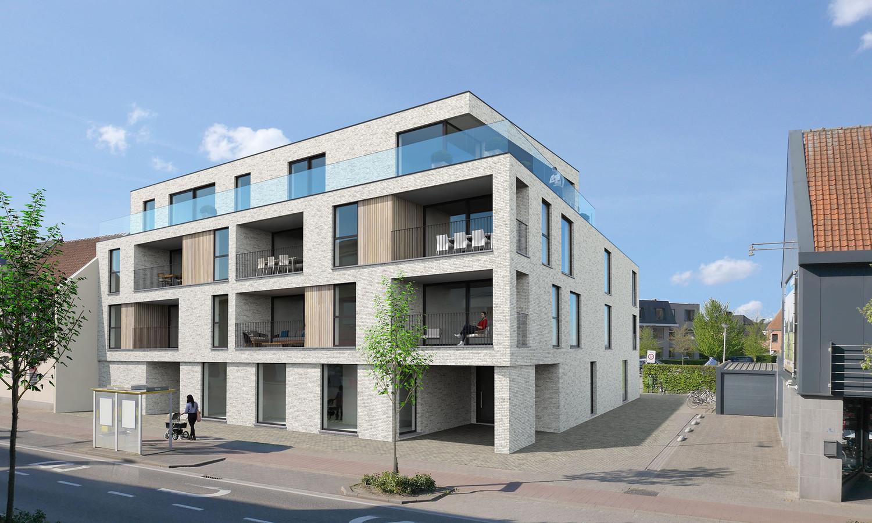 Deze nieuwbouw zal in het centrum van de gemeente verrijzen tegen medio 2021.