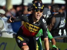 """Wout van Aert: """"Je veux revenir un jour sur le Tour pour gagner le maillot vert"""""""