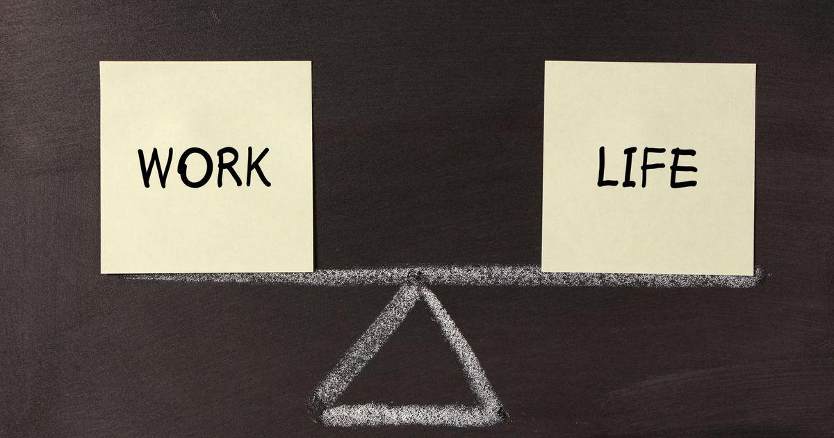 Kan de 30 urenweek ons evenwicht tussen werk en priv redden economie de morgen - Kaart evenwicht tussen werk en ...