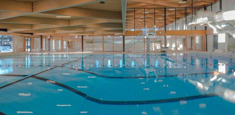 Het Noorderparkbad, door Architekten Cie. Beeld Architekten Cie