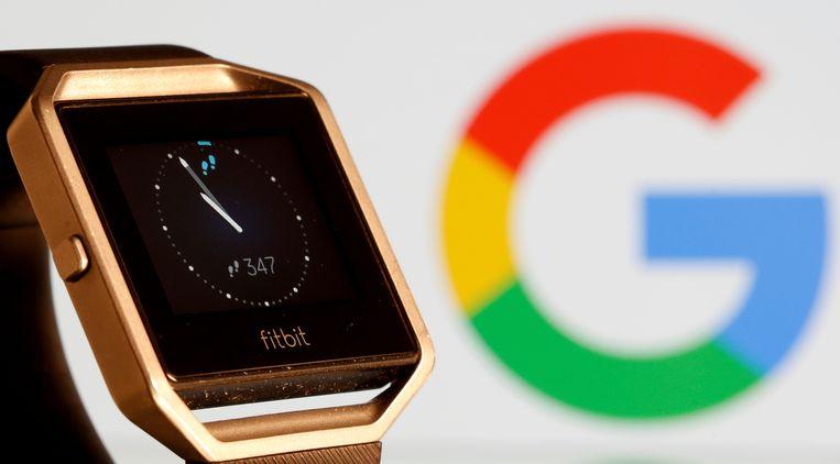 De Fitbit Blaze Beeld REUTERS