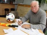 Oud-speler Ed Vuijk altijd in de weer voor FC Vlotbrug