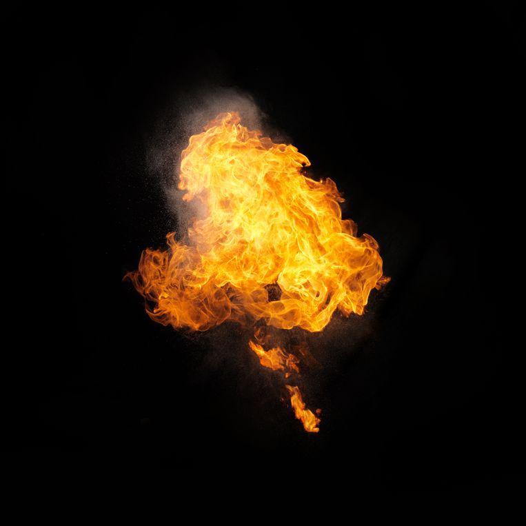 Het is een van de meest prangende vragen binnen de archeologie: wanneer is de mens begonnen met het gebruik van vuur? Beeld Getty Images