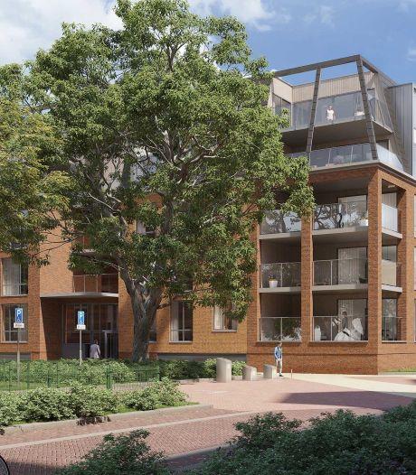 'Lelijk' GAK-kantoor in Goes wijkt na de zomer voor appartementen: zo ziet het er straks uit