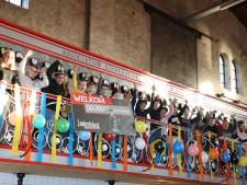Industrieel Museum schrijft geschiedenis met 50.000ste bezoeker