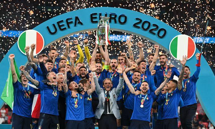 Les Italiens se sont imposés au bout du suspense.