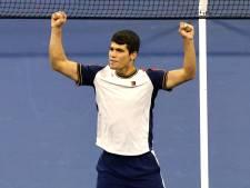 Carlos Alcaraz, nouvelle pépite espagnole, devient le plus jeune joueur en quarts à l'US Open