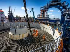 Voor de kust van IJmuiden wordt het grootste windpark van Nederland gebouwd, met dank aan Björn uit Wijchen
