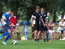 Jong De Graafschap speelt gelijk bij HSC'21