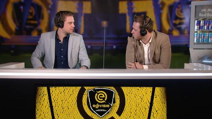 Op de slotdag van de eDivisie verloor Ajax toch nog een wedstrijd en liep Sparta Rotterdam pijnlijk de play-offs mis.