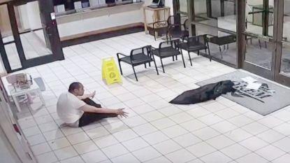 """Man breekt in bij politie: """"Ik ben opzoek naar Jezus"""""""