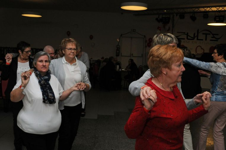 Samen dansen tegen dementie.