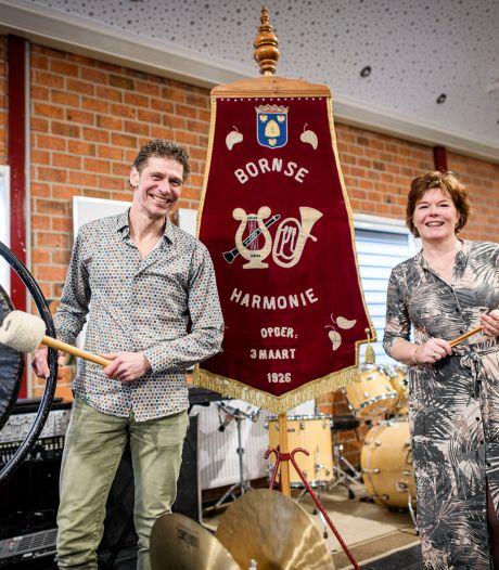 Bornse Harmonie houdt de moed er in: 'Over vijf jaar zijn we 100 en dat wordt een groot feest'
