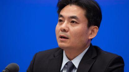 """Peking veroordeelt """"vreselijke incidenten"""" in Hongkong"""