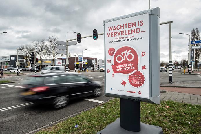Vorig jaar deed de gemeente Breda nog een onderzoek naar oplossingen voor de dichtslibbende noordelijke rondweg.