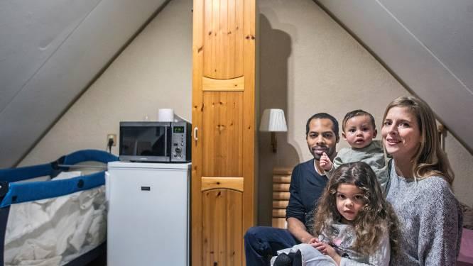 Familie Carter is hele inboedel kwijt door Shurgardbrand: 'We wonen nu op een zolderkamer'