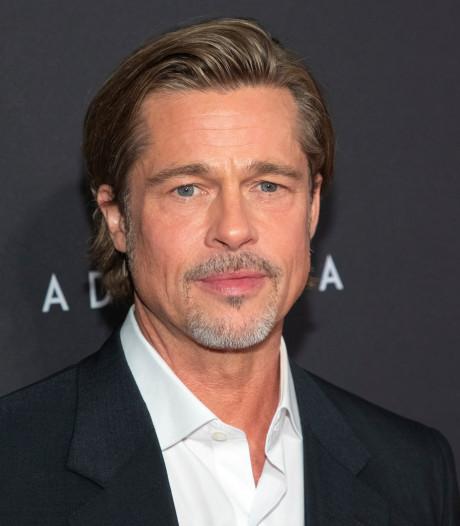 'Brad Pitt mag kerst vieren met jongste kinderen zonder toezicht'