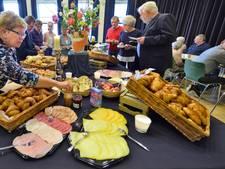 Burendag in Maas en Waal: smullen, koffie drinken en bingo spelen