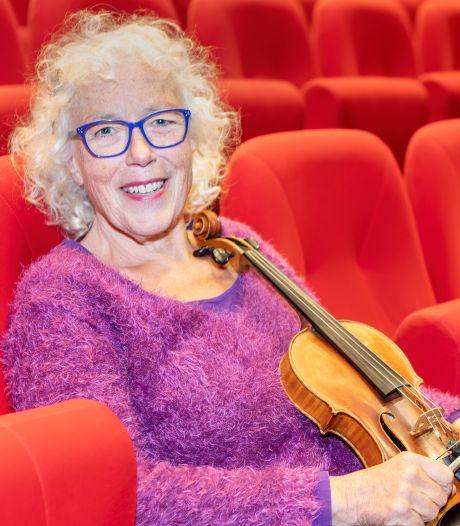 Muziek en kinderen staan op één voor orkestmoeder Taetske