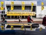 Ophangen Vitesse-spandoeken uitgesteld vanwege vondst crystal meth-lab