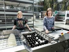 Techniek aanwakkeren met verhaal achter duurzaam ei: 'Later wil ik graag techniekjuf worden'