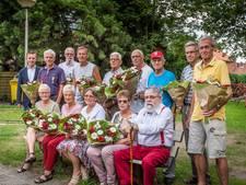 Vierdaagselopers uit Enschede in het zonnetje gezet