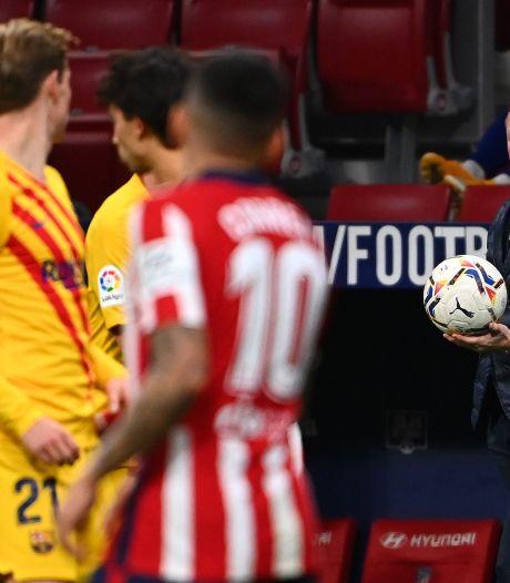 Dreun voor Koeman en Barcelona in Madrid, gat met Atlético nu enorm
