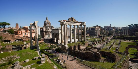 Mythe of niet, heel Rome loopt uit voor het gevonden graf van Romulus