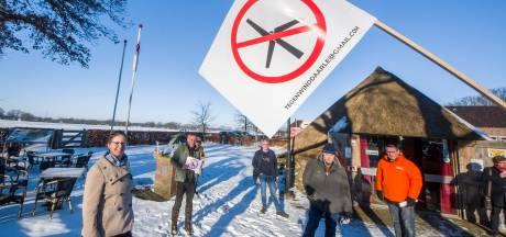 Bewoners buitengebied Wierden, Hellendoorn en Twenterand: 'Wij willen hier echt geen hoge windmolens'