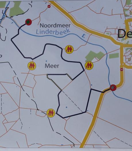 Tien klassementsproeven in Hellendoorn Rally