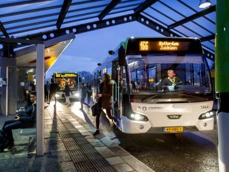 'Truc' Connexxion moet reistijd bus vanuit Rotterdam drastisch verminderen