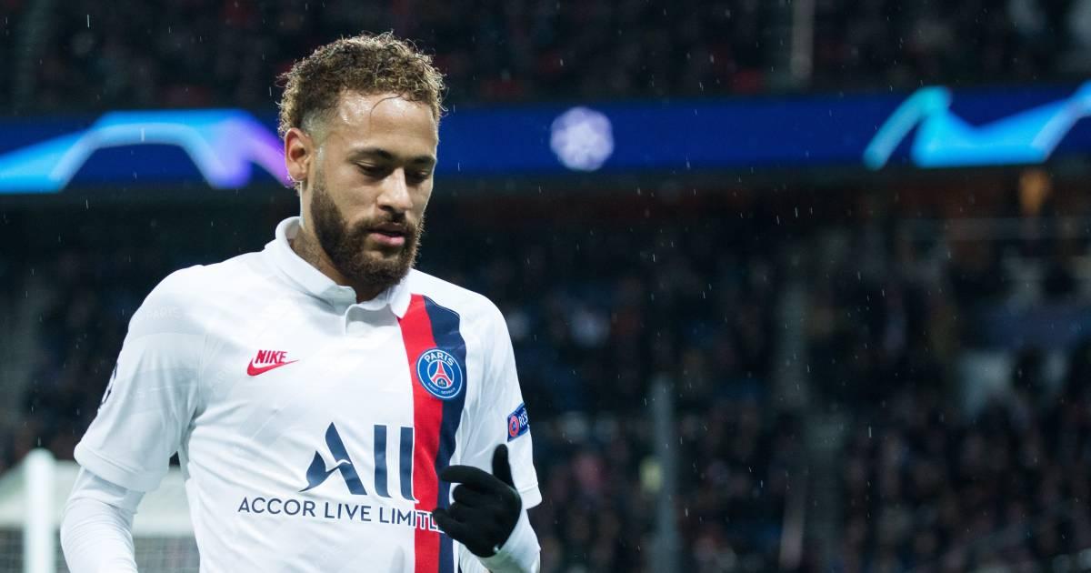 """Critiqué sur son hygiène de vie, Neymar s'agace: """"Vous publiez seulement ce qui vend"""" - 7sur7"""