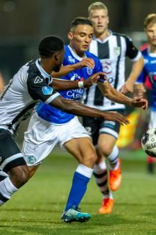 FC Den Bosch strijdend ten onder tegen tweede keus Heracles