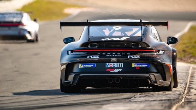 Xavier Maassen is terug na corona. Snelle man uit Lanaken racet in de Porsche Carrera Cup