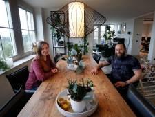 Harrie en Julia genieten iedere dag van het uitzicht in hun penthouse: 'Je kunt je hier helemaal afsluiten'