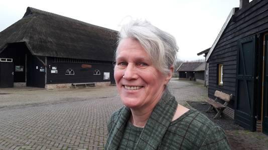 Trudy Koop uit Schijndel won de eerste plek in M100 met haar nominatie voor de Schaapskooi in Wijbosch.