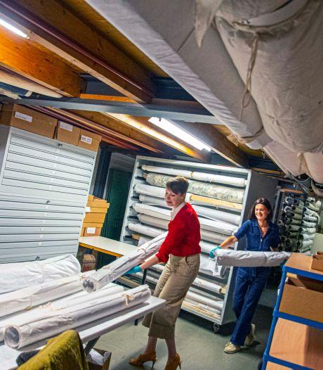 Tilburg wil nieuw depot voor Textielmuseum, 'Als we een mot vinden is er grote stress'